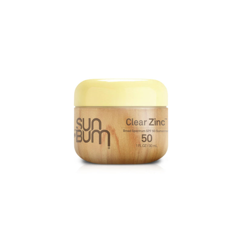 Sun Bum Zinc Original SPF 50 Clear Zinc 1 oz