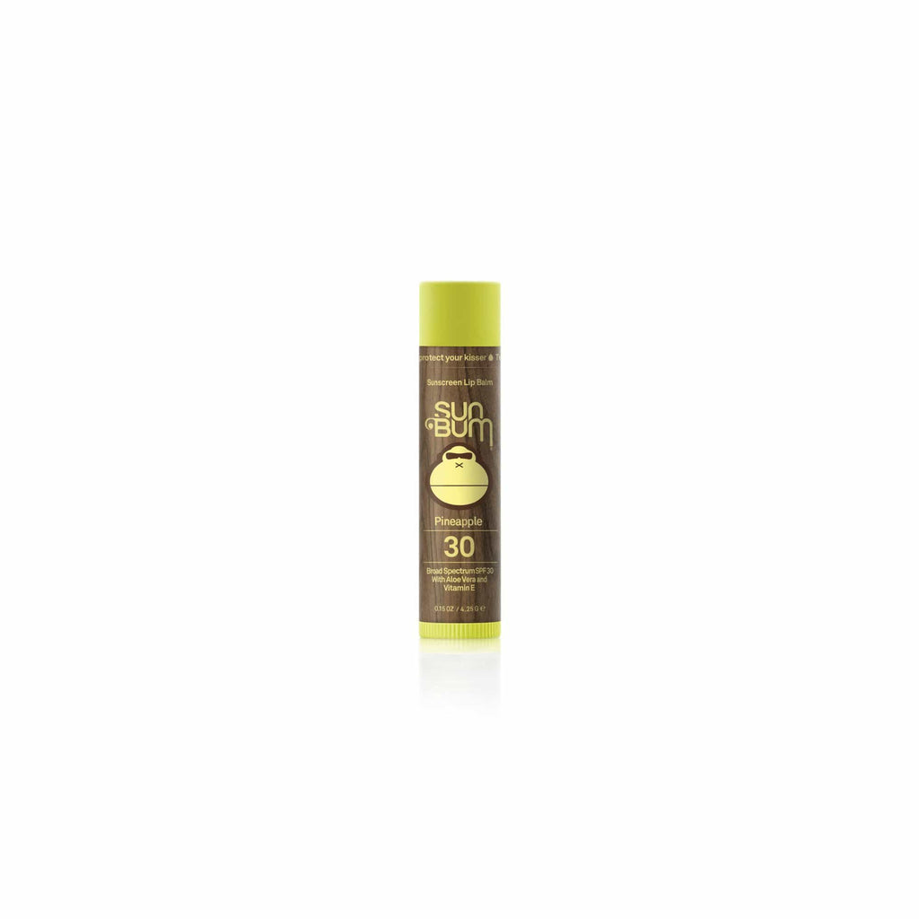 Sun Bum Lip Balm Pinapple Original SPF 30 Sunscreen Lip Balm