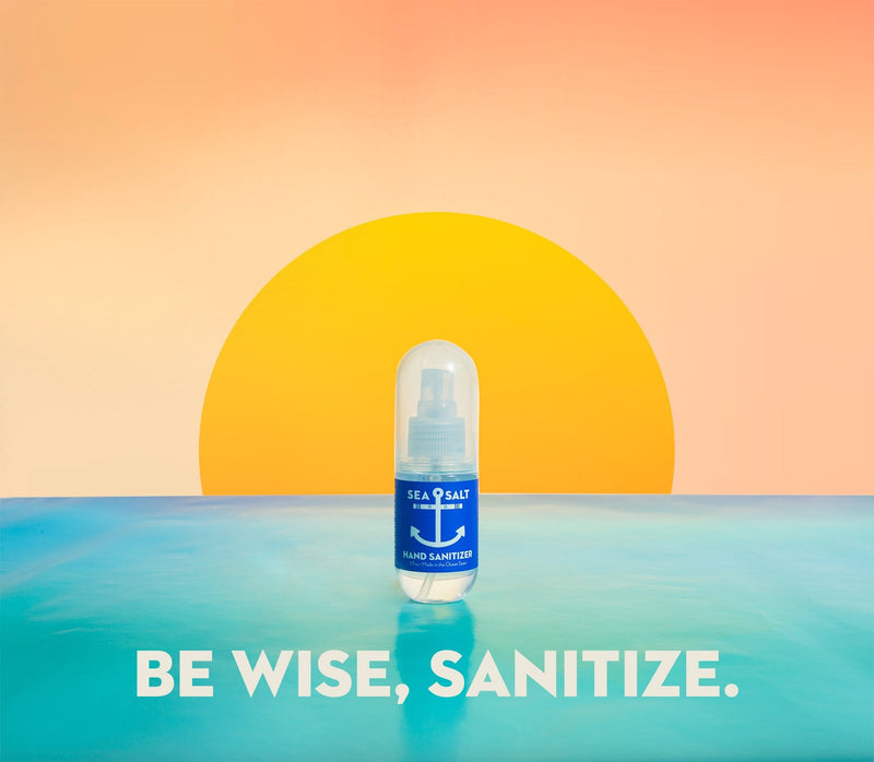 Swedish Dream® Sea Salt Hand Sanitizer