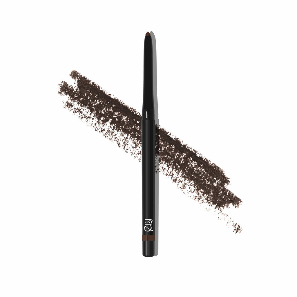 Eiluj Beauty Eyeliner Dark Brown Chocolate Waterproof Contour Eyeliner