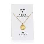 Zodiac Gold Necklace