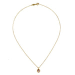 Gemstone Gold Necklace