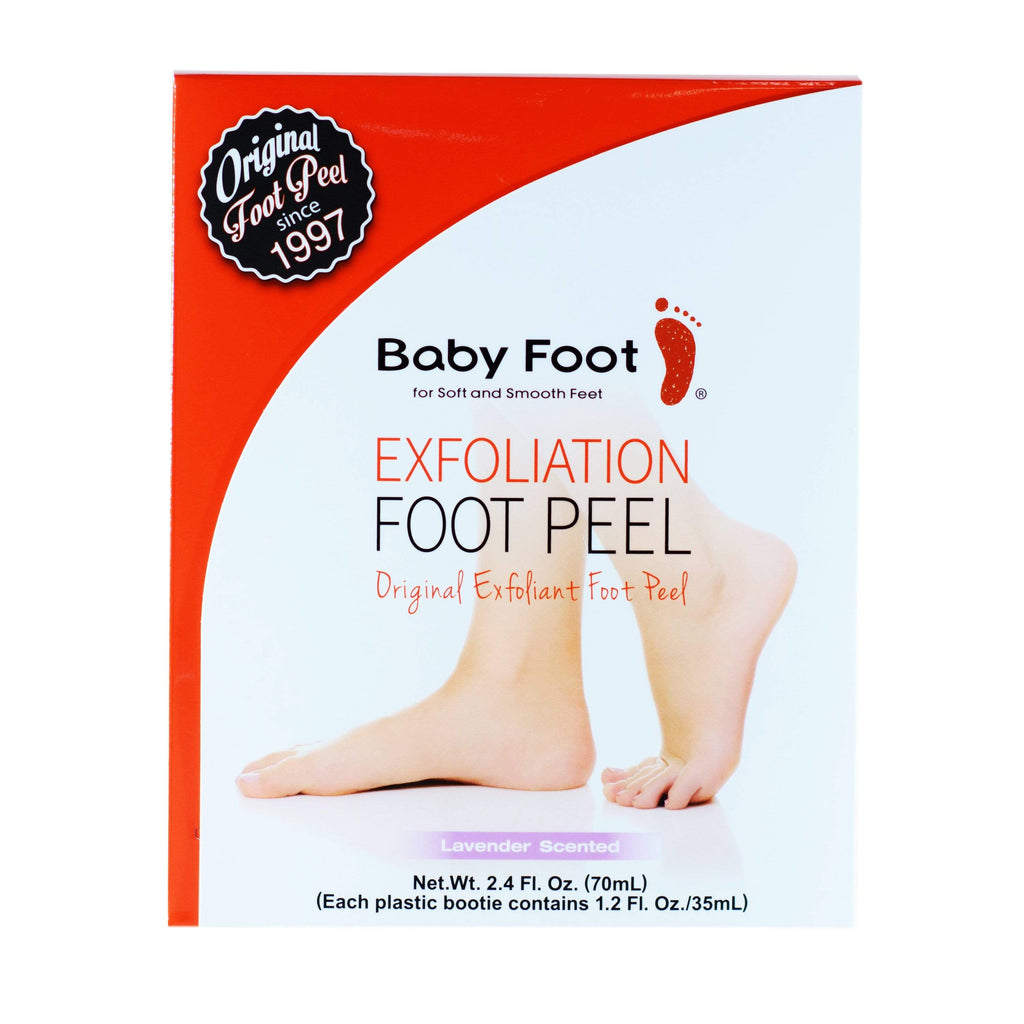 Baby Foot Foot Peel Baby Foot Original Exfoliating Foot Peel