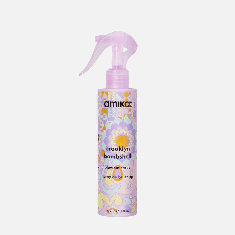 Amika Volume Hair Spray brooklyn bombshell blowout spray 6 oz