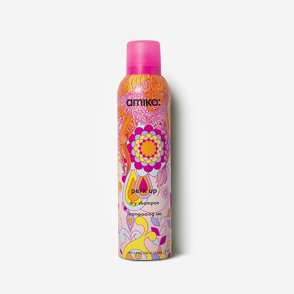 Amika Dry Shampoo perk up dry shampoo - limited edition hairtostay - 5 oz