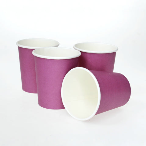 Vaso Liso Color Violeta