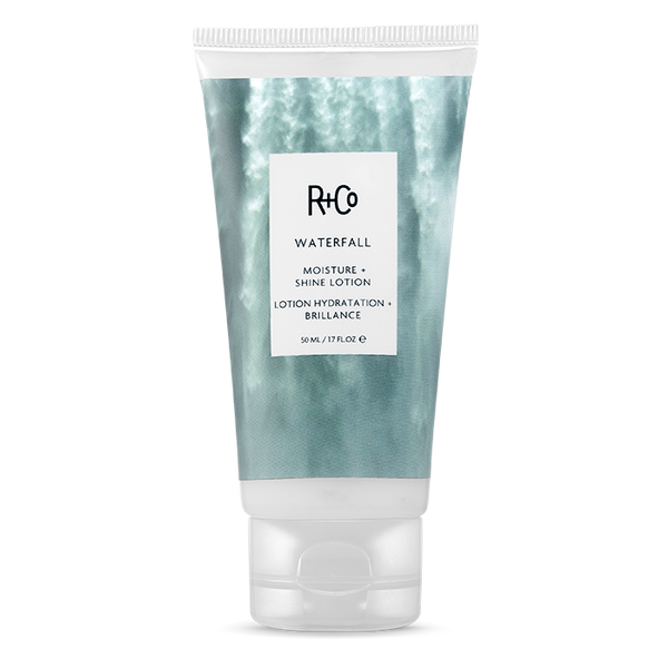 R+CO WATERFALL MOIST SHINE LOTION MINI