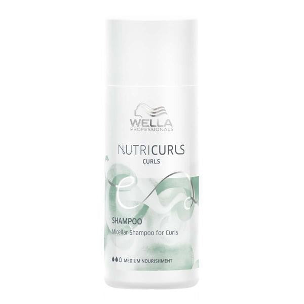 NUTRICURLS SHAMPOO FOR CURLS