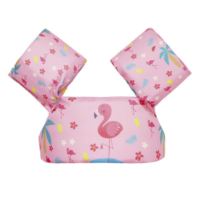 Brassards Enfant<br> Flamant Rose