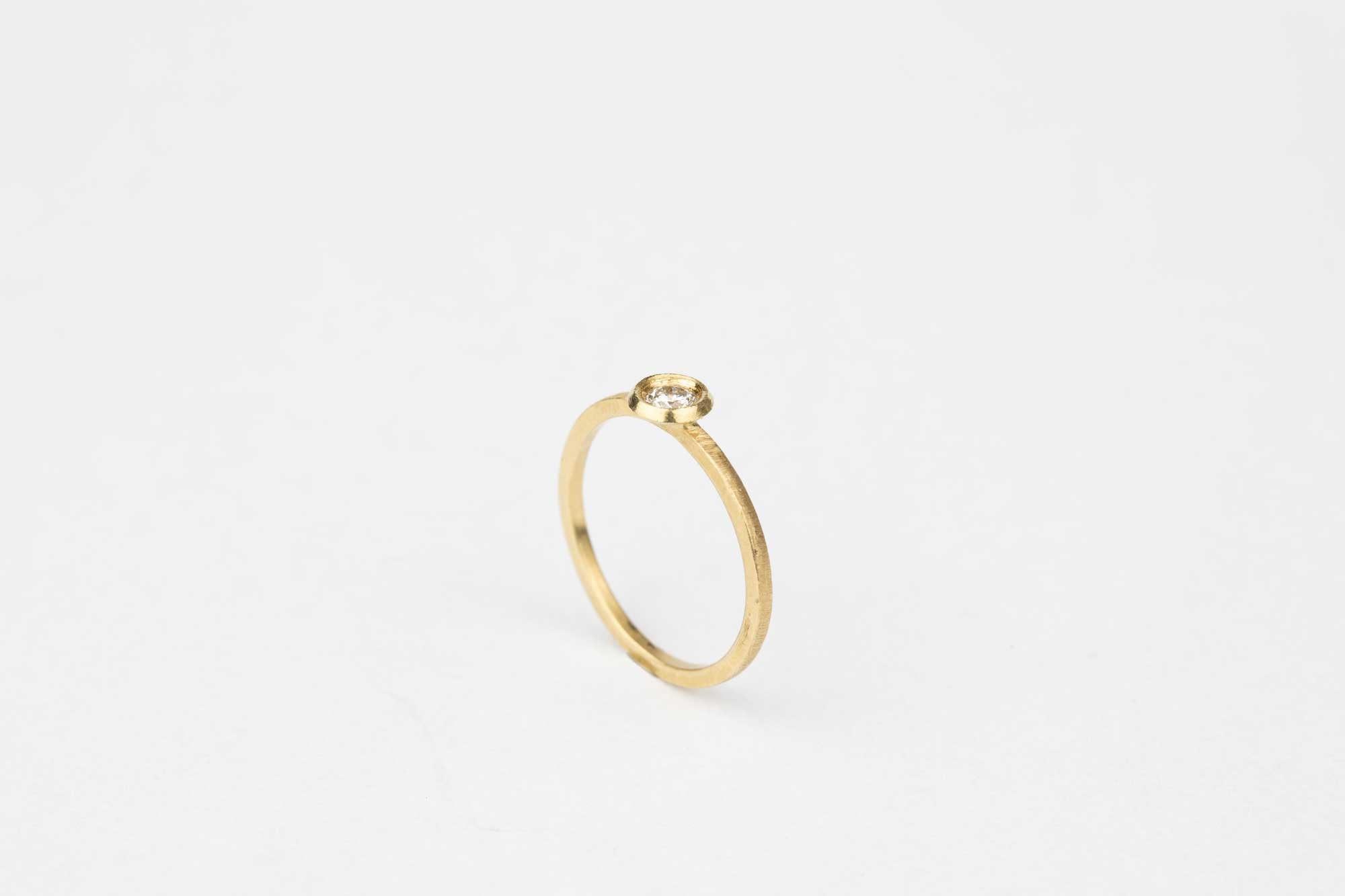 Ring Brillant Gold