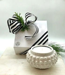 Frasier Fir ~ Wrapped Small Hobnail