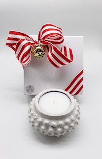Jingle Bells ~Wrapped Small Hobnail