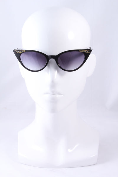 'KitKatClub' Cat Eye Sunglasses