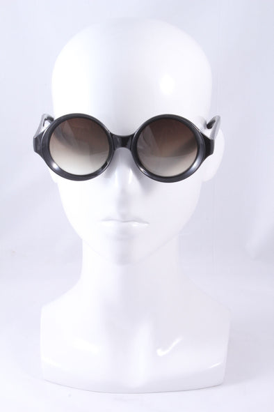 'Circles' Round Sunglasses