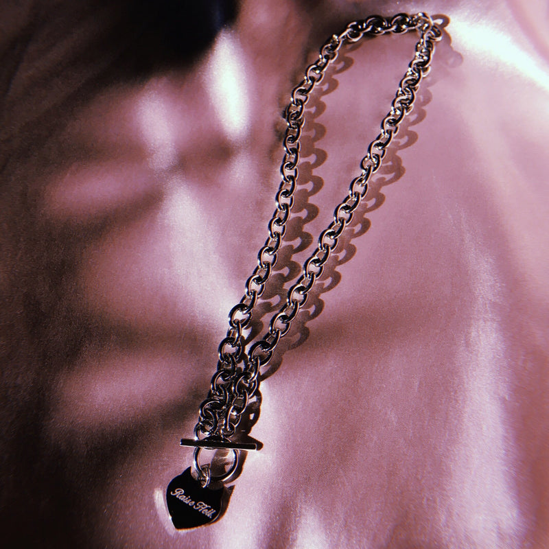 Raise Hell Charm Necklace PRE-ORDER