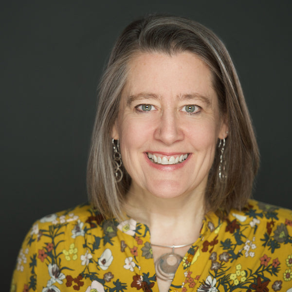 Headshot of Luminta Founder + CEO, Anne Downey