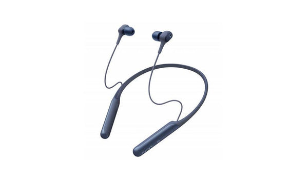 SONY WI-C600N (Blue) Wireless Noise Cancelling In-Ear Headphones