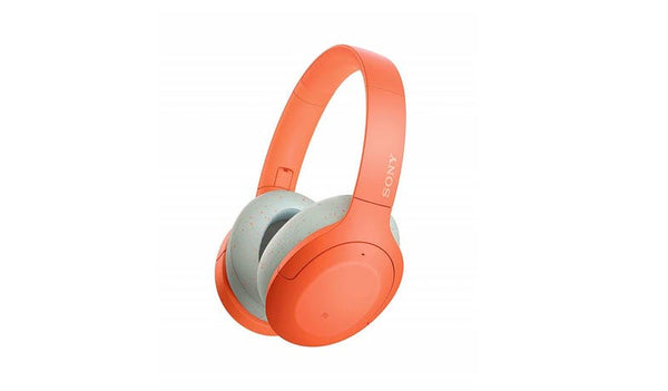 SONY WH-H910N (Orange) h.ear on 3 Wireless Noise Cancelling Headphones