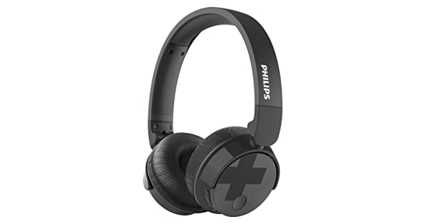 Philips BASS+ Wireless Noise Cancelling Headphones TABH305BK/00