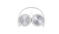 SONY MDR-ZX310AP (White) Headphones with Microphone