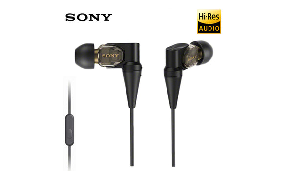 SONY XBA-300AP High-Resolution In-ear Headphones with Microphone