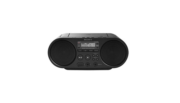 Sony ZS-PS50 CD Boombox FM Radio/CD/USB Playback/Aux In