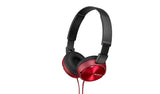 SONY MDR-ZX310 (Red) Headphones