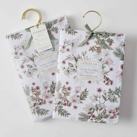 Sancturay Scented Hanging Sachets