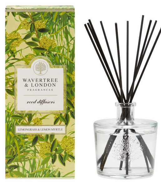 LEMONGRASS & LEMON MYRTLE DIFFUSER