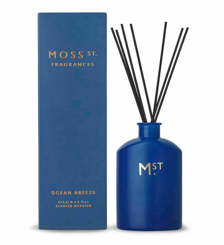 OCEAN BREEZE SCENTED DIFFUSER