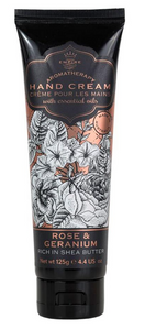 Botanicals Hand Cream Rose & Geranium 125g