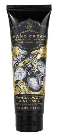 Botanicals Hand Cream Sandalwood & Nutmeg 125g