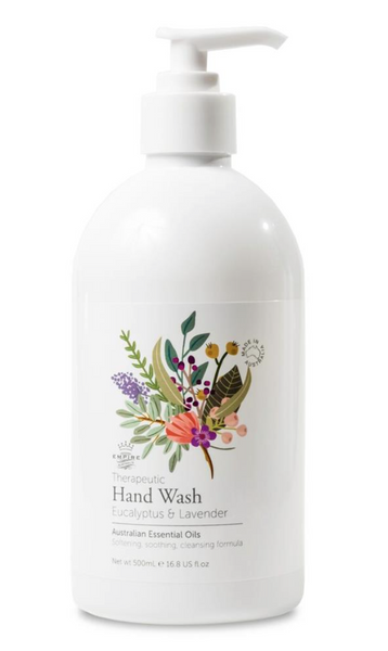 Therapeutic Eucalyptus & Lavender Hand Wash
