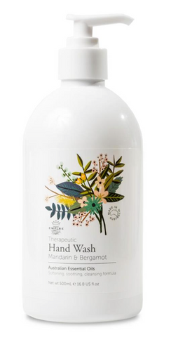 Therapeutic Mandarin & Bergamot Hand Wash
