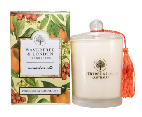 PERSIMMON & RED CURRANT CANDLE