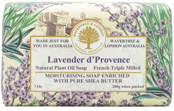 LAVENDER D'PROVENCE SOAP BAR