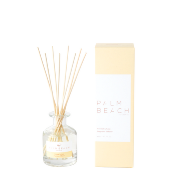 Coconut & Lime 50ml Mini Fragrance Diffuser