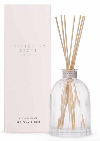 RED PLUM & ROSE DIFFUSER