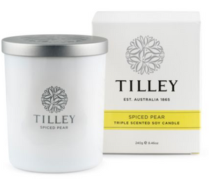 Spiced Pear Soy Candle 240g