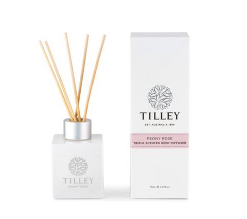 Peony Rose Aromatic Reed Diffuser 75ml