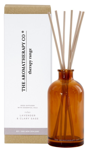 Therapy Diffuser Relax - Lavender & Clary Sage
