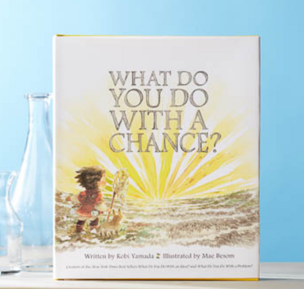 Book - Kids - What Do You Do With A Chance