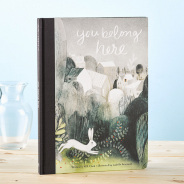 Book - Kids - You Belong Here