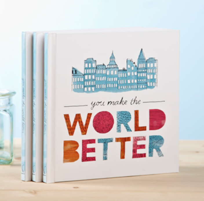 Book - You Make The World Better