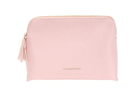 Vanity Bag Pale Pink - Large