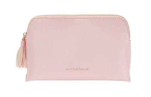 Vanity Bag Pale Pink - Medium