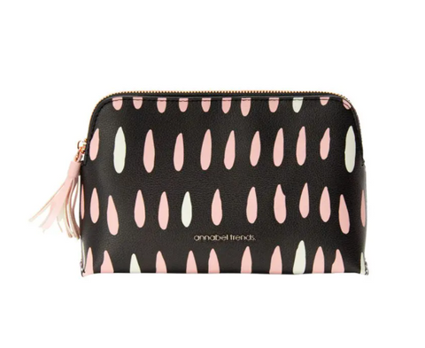 Vanity Bag Raindrops - Medium