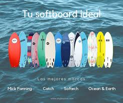 Softboards-Surf School