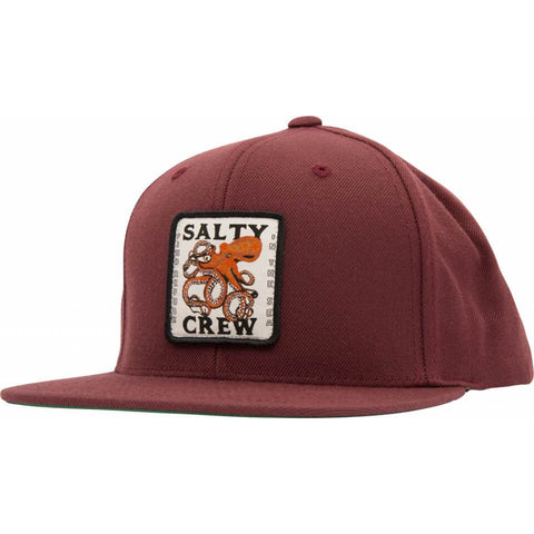 Salty Crew Cappello Squiddy 6 Panel