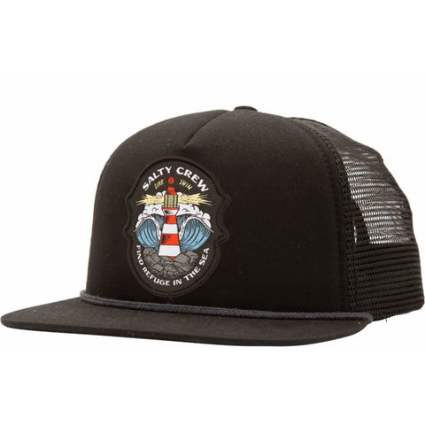 Salty Crew Cappello Beacon Black